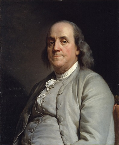 benjamin franklin a perfect role model Suggested teaching instructions objectives students will gain a better understanding of benjamin franklin's contributions to the founding of the united states and us founding documents by connecting the description of his contribution to the correct document.