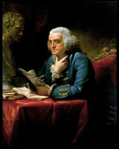 Painting by David Martin (1767)