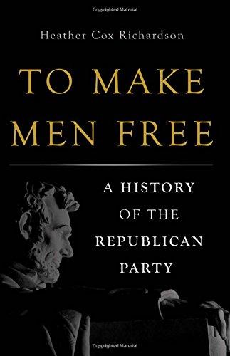 Richardson To Make Men Free Book