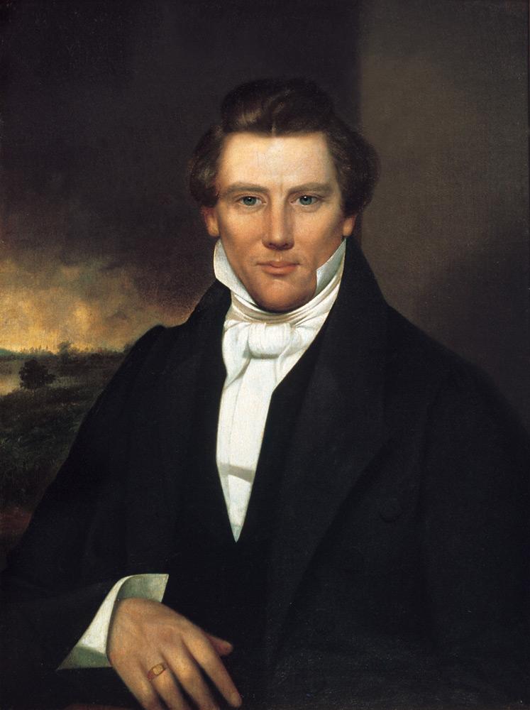 Joseph Smith, ca. 1842