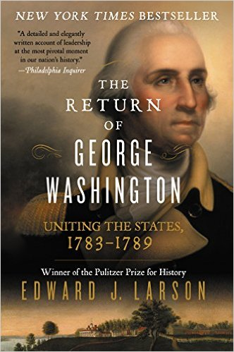 Larson Return of George Washington