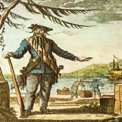 Episode 099: Mark Hanna, Pirates & Pirate Nests in the British Atlantic World