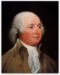 Presidential Adams