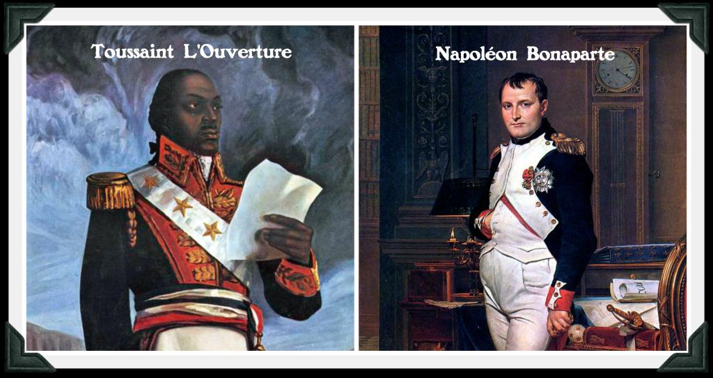 Napoleon and Toussaint