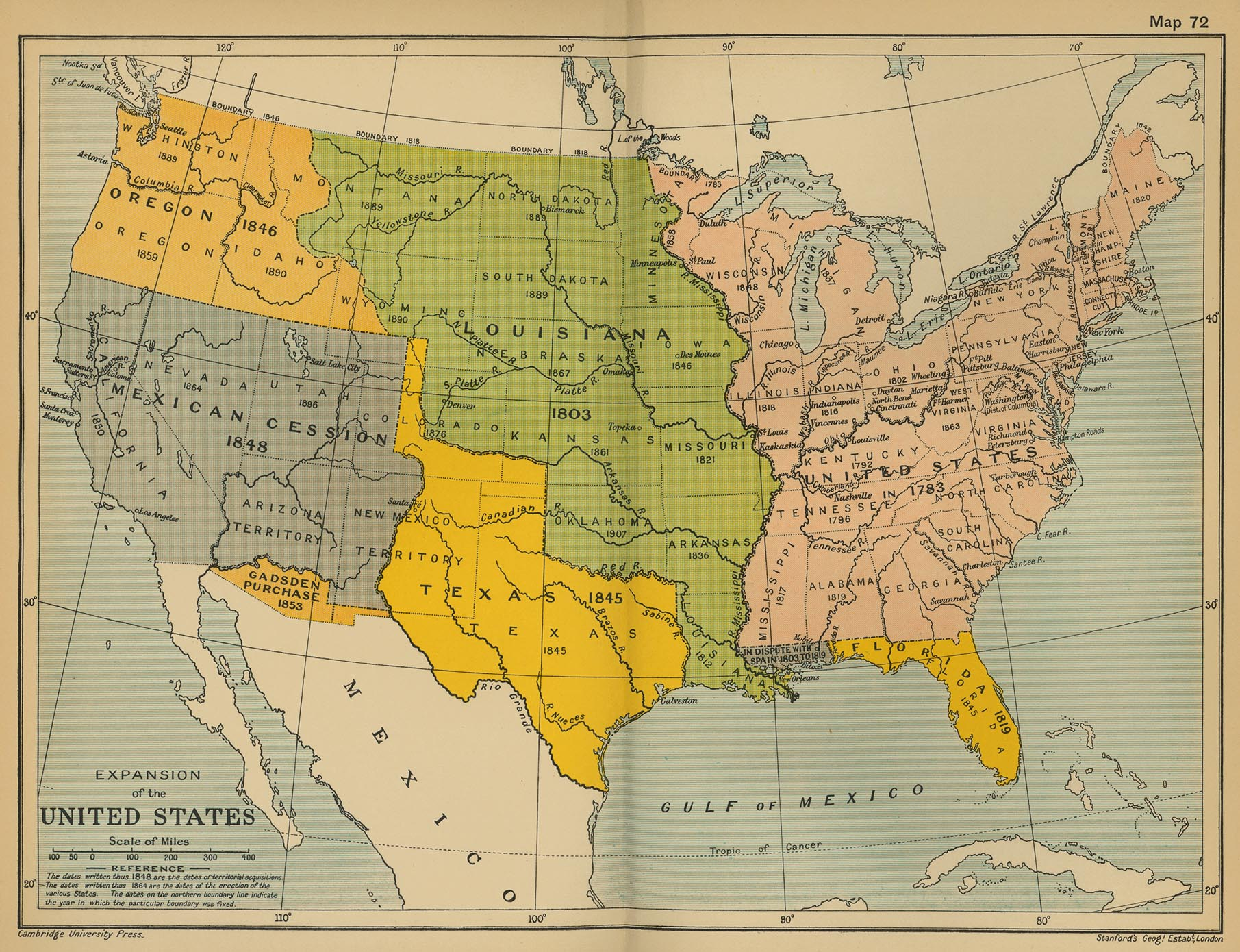 Episode Max Edling War Money And The American State - 1867 us map