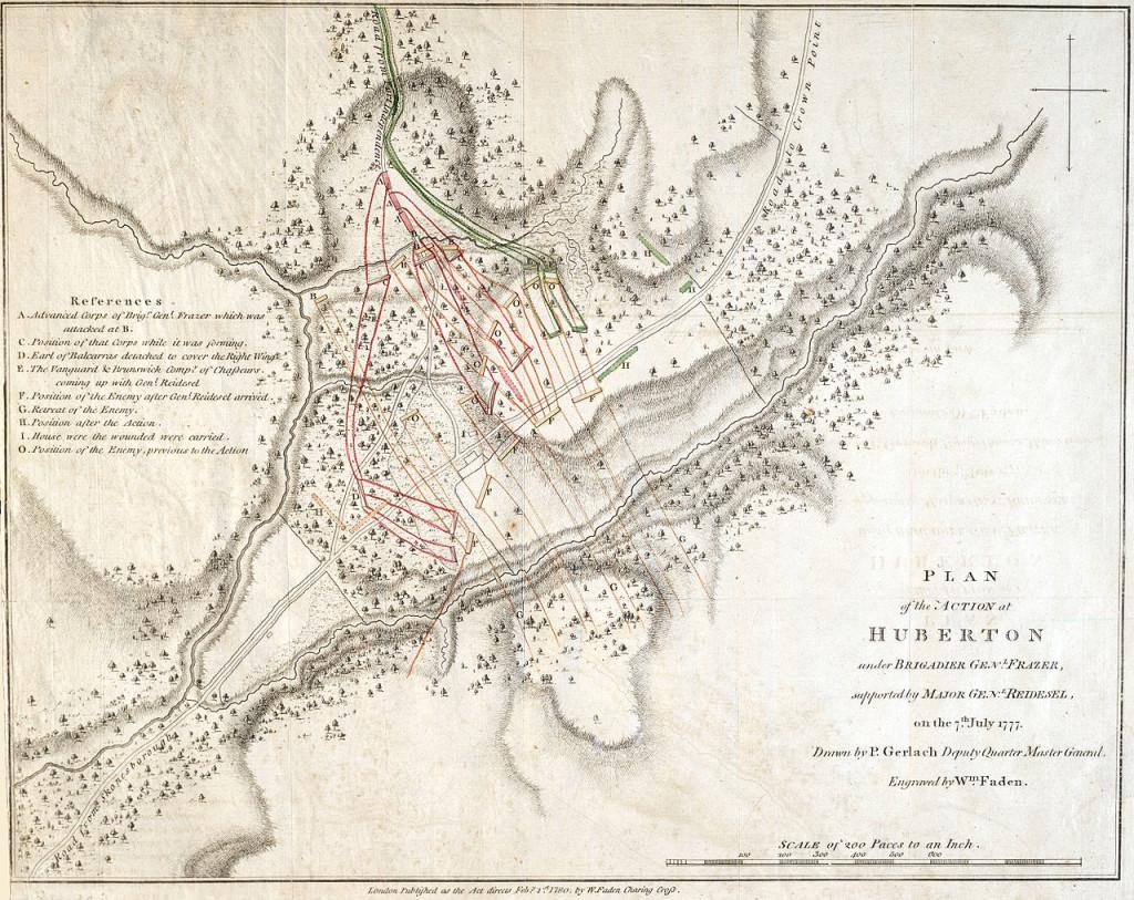 Plan of Huberton Action