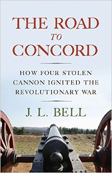 Episode 129: John Bell, The Road to Concord, 1775 - Ben