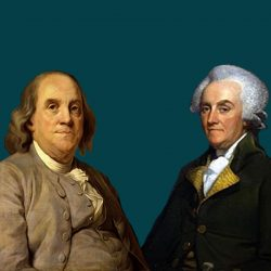 Episode 175: Daniel Mark Epstein, House Divided: The Revolution in Ben Franklin's House