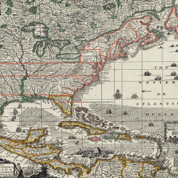 Episode 177, Martin Brückner, The Social Life of Maps in America