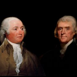 Episode 193: Partisans, The Friendship & Rivalry of Adams & Jefferson